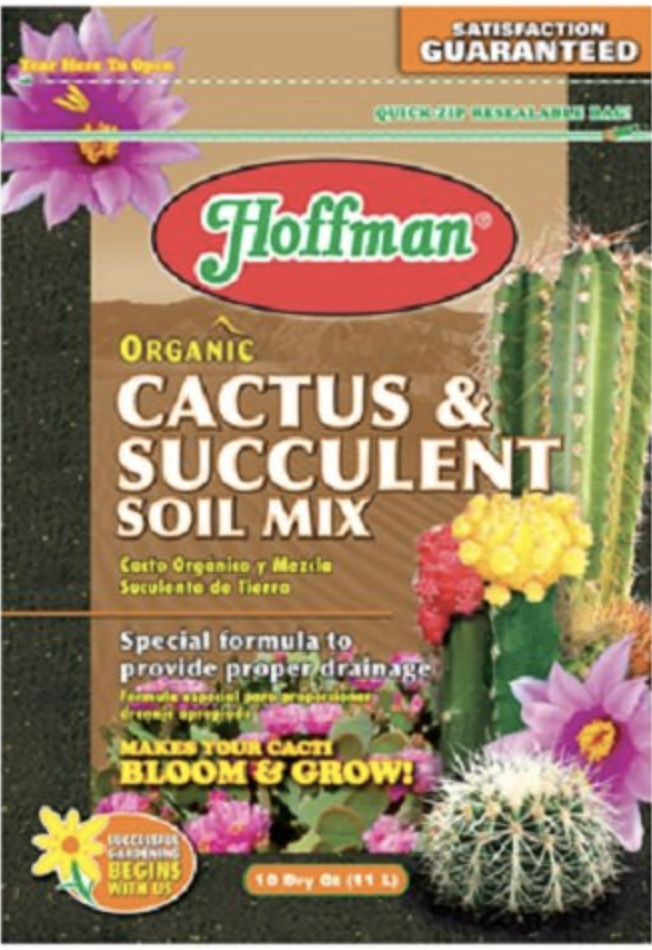 Cactus potting soil