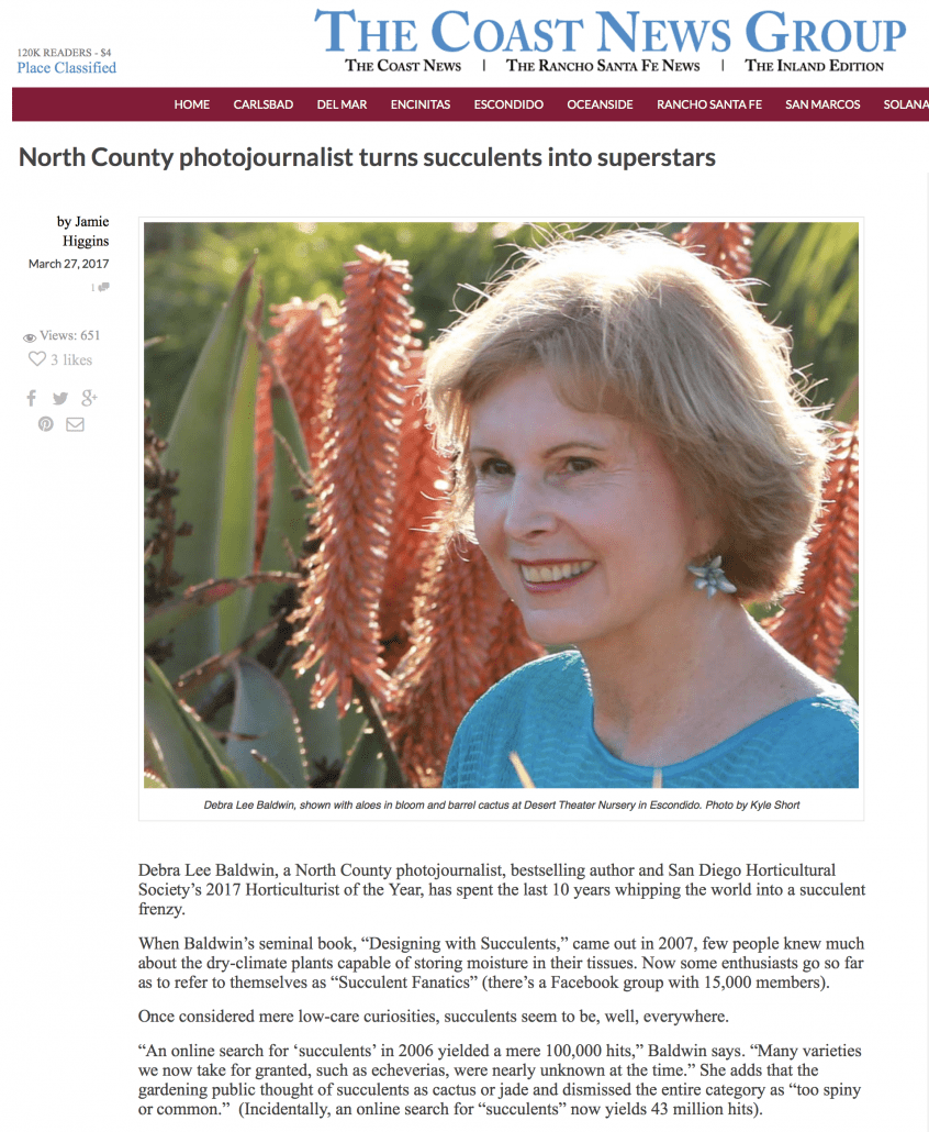 "Read the <a href=""http://www.thecoastnews.com/2017/03/27/north-county-photojournalist-turns-succulents-into-superstars/"">rest of the interview.</a>"